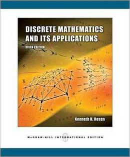 discrete mathematics applications kenneth rosen