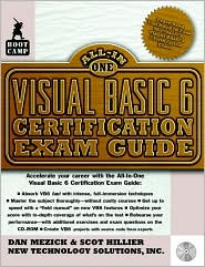 Visual Basic 6 Bootcamp; All-in-One Certification Exam Guide with CD-ROM