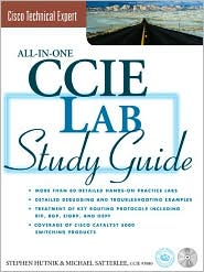 Cisco CCIE All-in-One Lab Study Guide with CD-ROM