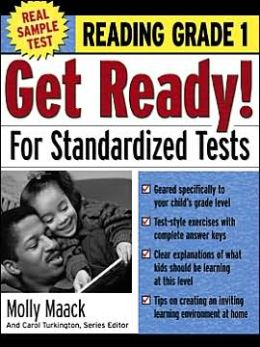 Get Ready! for Standardized Tests, Reading Grade 1