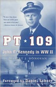 PT 109: John F. Kennedy in WW II