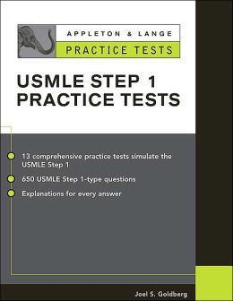 Appleton and Lange's Practice Tests for the USMLE Step 1