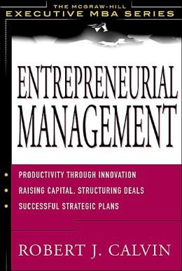 Entrepreneurial Management