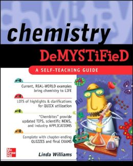 Chemistry Demystified: A Self-Teaching Guide