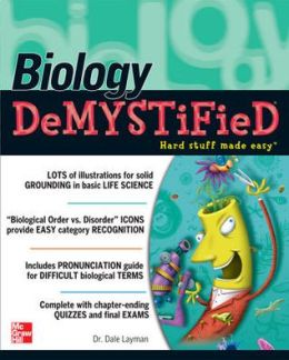 Biology Demystified: A Self-Teaching Guide