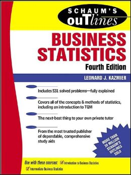 Schaum's Outline of Business Statistics
