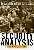 Book Cover Image. Title: Security Analysis:  The Classic 1940 Edition, Author: Benjamin Graham
