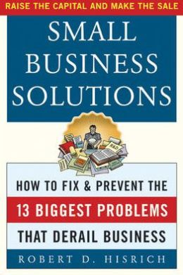 Small Business Solutions: How to Fix and Prevent the 13 Biggest Problems That Derail Business