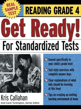 Get Ready! for Standardized Tests, Reading Grade 4 (Get Ready for Standardized Tests Series)