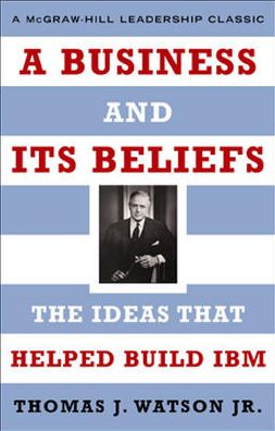 A Business and it's Beliefs