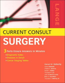 Current Consult: Surgery