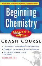 Schaum's Easy Outline of Beginning Chemistry