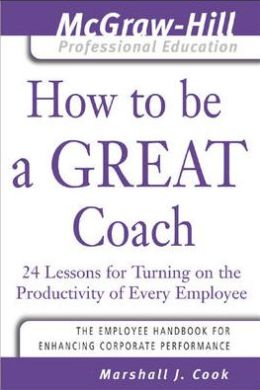 How to Be a Great Coach