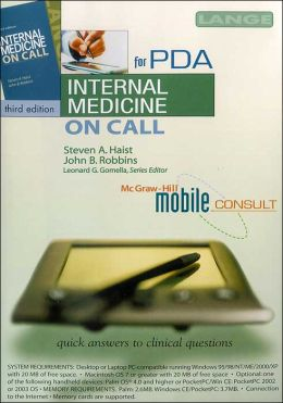 Internal Medicine On Call for the PDA CD-ROM