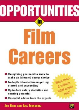 Opportunities in Film Careers