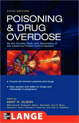 Poisoning & Drug Overdose, 5th Edition