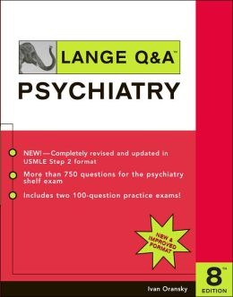 Appleton & Lange Review of Psychiatry