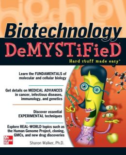 Biotechnology: A Self-Teaching Guide