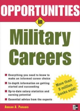 Opportunities in Military Careers