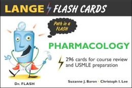 Lange Flash Cards: Pharmacology