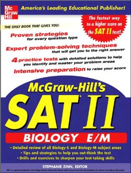 McGraw-Hill's SAT Biology E/M