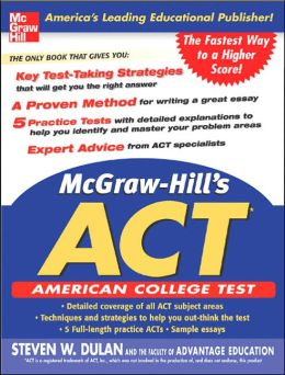 McGraw-Hill's ACT