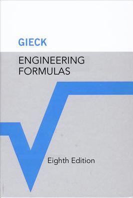 Pdb ebooks download Engineering Formulas ePub
