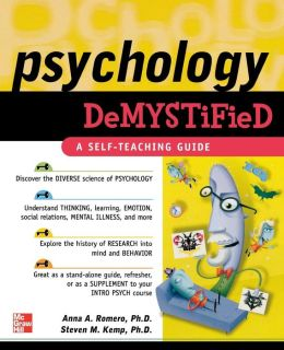 Psychology Demystified