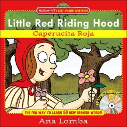 Easy Spanish Storybook: Caperucita Roja (Little Red Riding Hood)