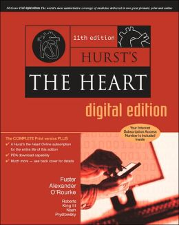 Hurst the Heart, 11/e Digital Edition