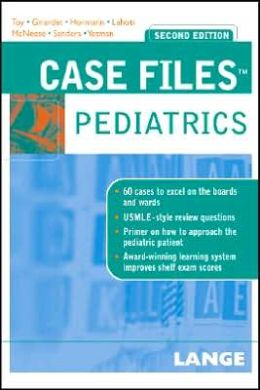 Case Files Pediatrics