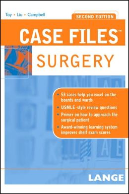 Case Files Surgery, Second Edition