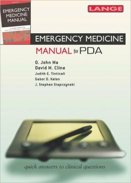 Emergency Medicine Manual 6e for the PDA