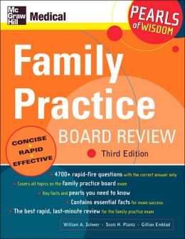 Family Practice Board Review