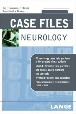 Case Files Neurology