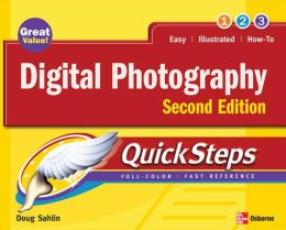 Digital Photography QuickSteps