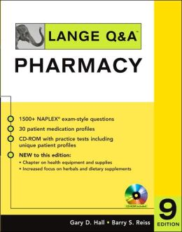 Lange Q&A: Pharmacy, Ninth Edition