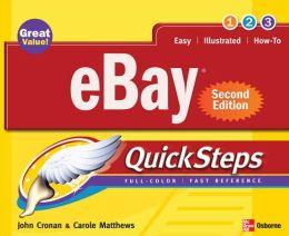 eBay QuickSteps