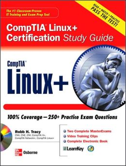 Linux+ Certification Study Guide
