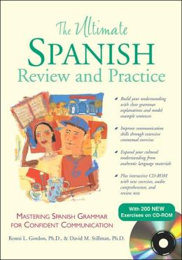 The Ultimate Spanish Review and Practice with CD-ROM
