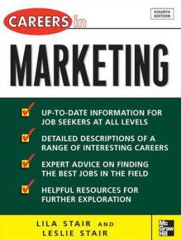 Careers in Marketing