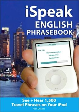 ISpeak English Phrasebook