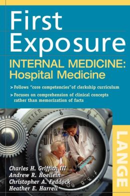 First Exposure to Internal Medicine: Hospital Medicine