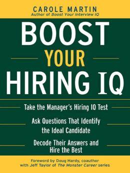 Boost Your Hiring I.Q.