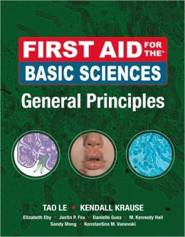 First Aid for the Basic Sciences, General Principles