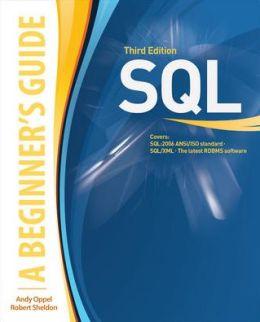 SQL: A BEGINNER'S GUIDE 3/E