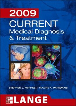 Lange 2009 Current Medical Diagnosis and Treatment