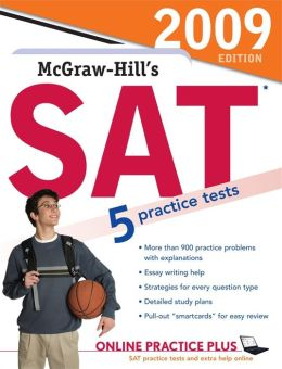 McGraw-Hill's SAT, 2009 Edition