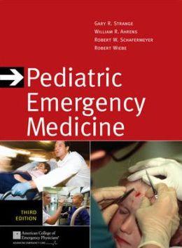 Pediatric Emergency Medicine: Third Edition