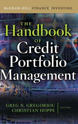 The Handbook of Credit Portfolio Management